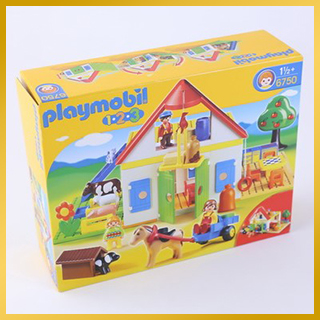 Playmobil ファームハウス