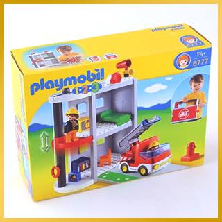Playmobil ファイヤーステーション