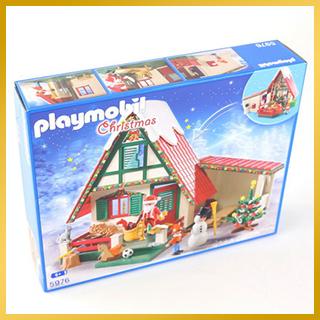 Playmobil クリスマススペシャル サンタハウス