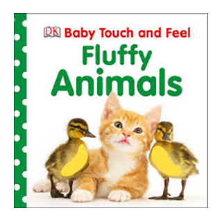 赤ちゃん絵本 touch and feel Fluffy Animals